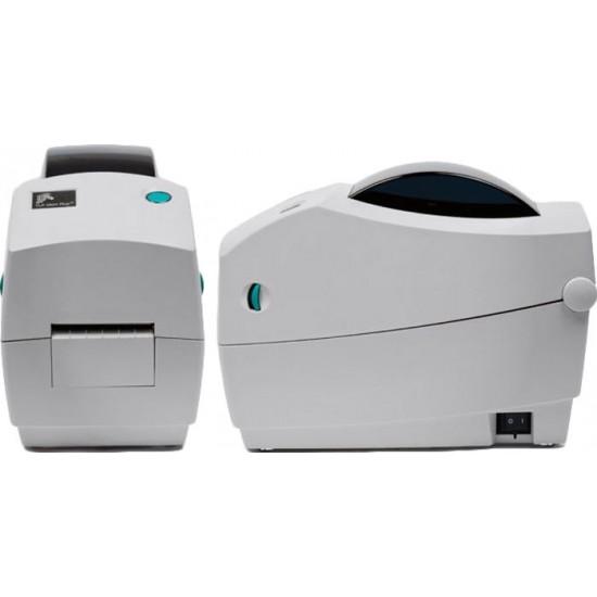 принтер зебра tlp 2824 plus драйвер
