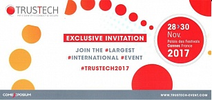 Компания YARUS приглашает на выставку банковских и карточных технологий TRUSTECH-2017