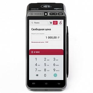 Android-касса «ШТРИХ-КАРТ-Ф» с приёмом банковских карт внесена в реестр!