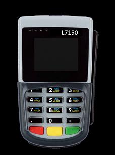 Бюджетный банковский терминал PinPad L7150